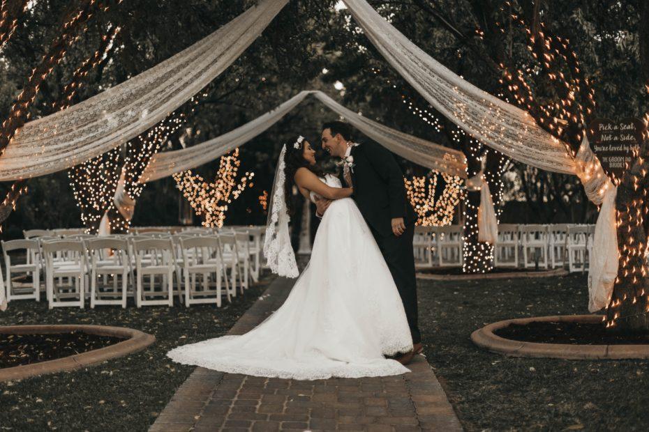Matrimonio toro meccanico